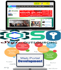 News portal development company in doha